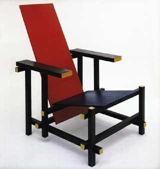 rsh 1924 gerrit thomas rietveld. Black Bedroom Furniture Sets. Home Design Ideas